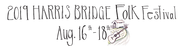 Harris Bridge Folk Festival 2019